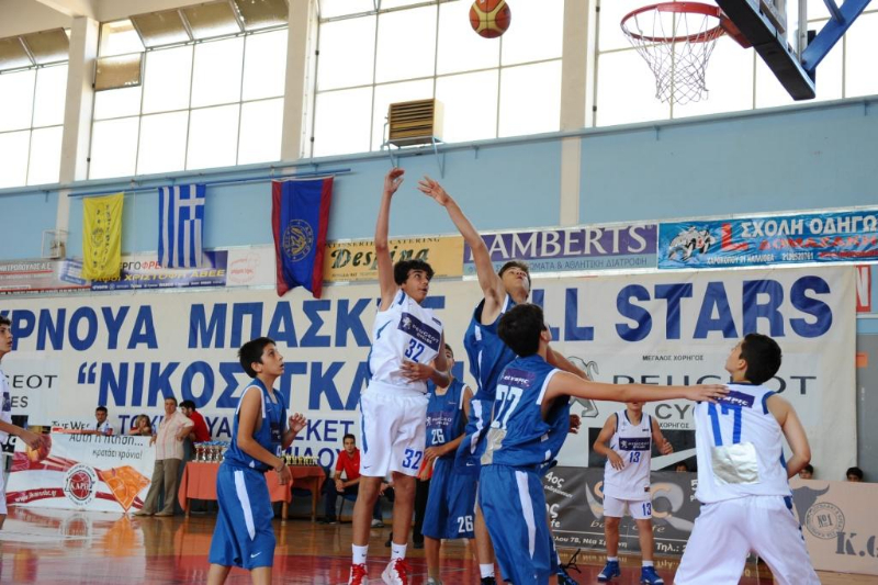 BASKETORAMA NIKOS GALIS