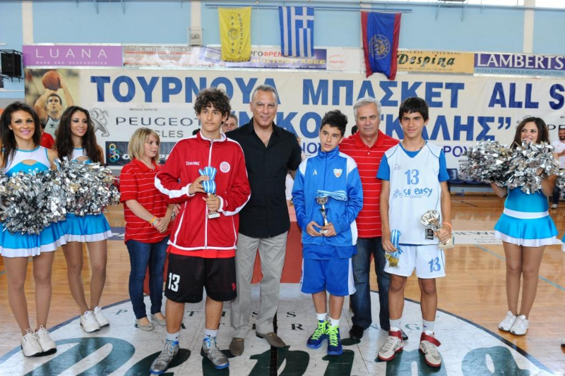 BASKETORAMA NIKOS GALIS-21