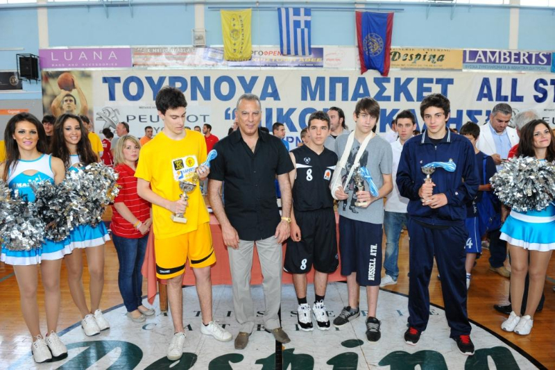 BASKETORAMA NIKOS GALIS-22
