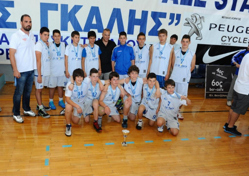 BASKETORAMA NIKOS GALIS-23