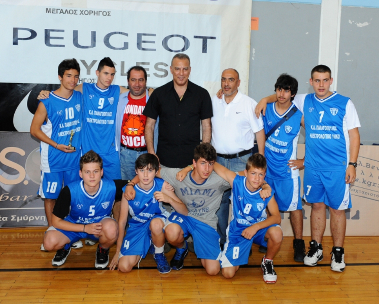 BASKETORAMA NIKOS GALIS-25