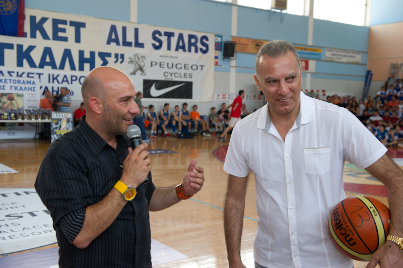 BASKETORAMA NIKOS GALIS 2013-08