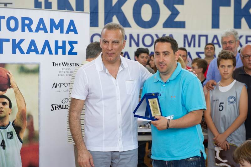 BASKETORAMA NIKOS GALIS 2013-15