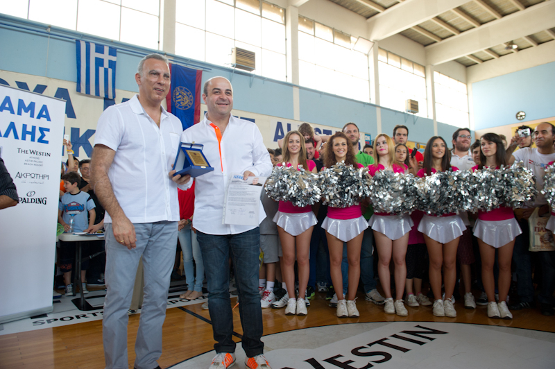 BASKETORAMA NIKOS GALIS 2013-19