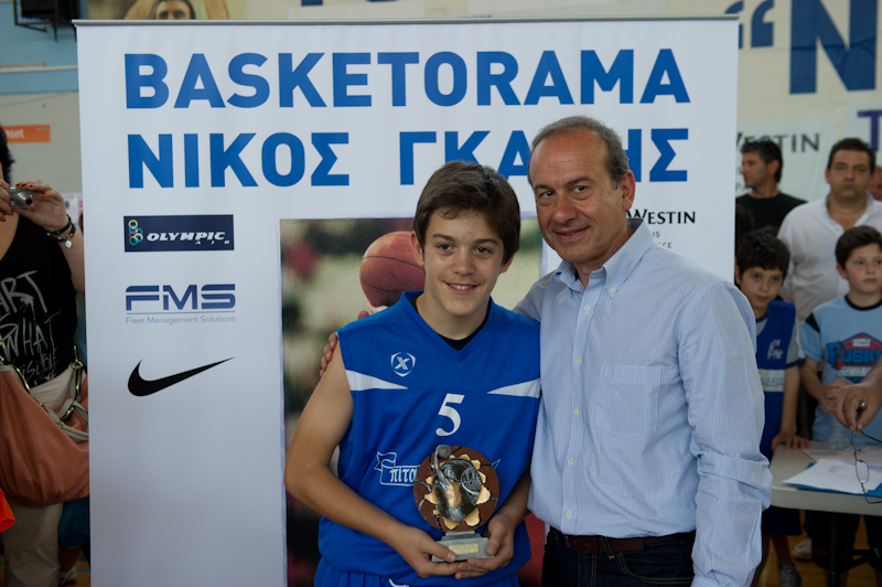BASKETORAMA NIKOS GALIS 2013-24