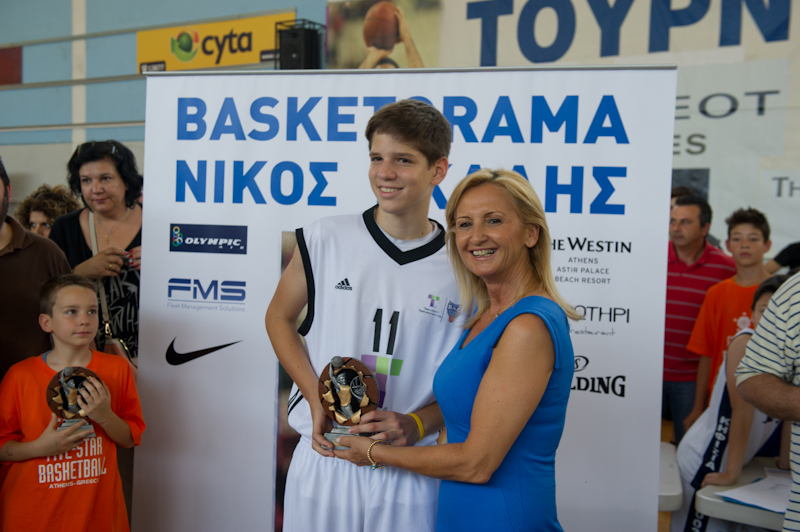 BASKETORAMA NIKOS GALIS 2013-25