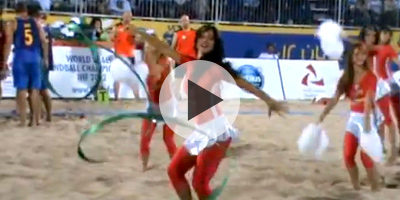 GREEK DROPS - WORLD CHAMPIONSHIPS BEACH HANDBALL ΟΜΑΝ